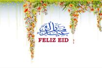 Eid-ul-Fitr (Festa de Fim do Ramadão) e Eid-ul-Adha (Festa do Sacrifício)