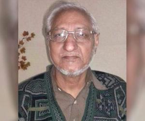 Um Ahmadi, Dr. Ashfaq Ahmad torna-se vítima de assassinato selectivo em Lahore